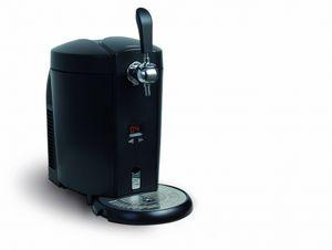 THOMSON THBD47718 Bier-Zapfanlage mit Temperaturregelung 5 Liter LED Anzeige