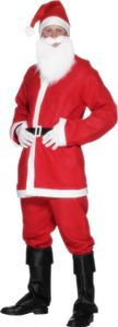 Weihnachtsmann Kostüm, Größe:L