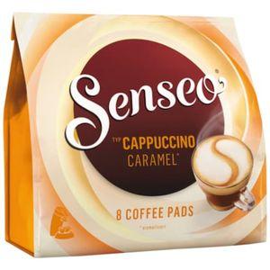 Senseo Cappuccino Caramel | 8 Kaffeepads
