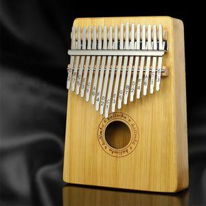 Meco 17 Tasten Kalimba Daumen Klavier Thumb Piano Finger Musikinstrument Spielen Xmas