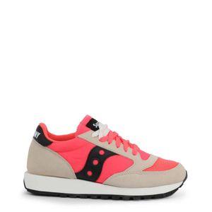 Saucony Damen Sneaker Turnschuhe Sportschuhe Freizeit Leicht Freizeitschuhe Sneakers, Größe:EU 37.5, Farbe:Orange-orange,weizenfarben
