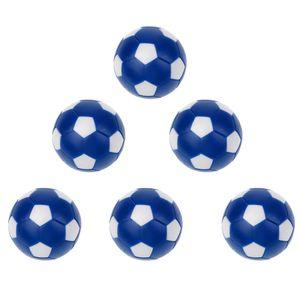 6 Kickerbälle, 36mm Kickerball Tischfussball Ersatzbälle