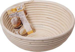 RBV Birkmann Gärkörbchen rund, groß Ø25cm, Höhe 8,5cm, für Brote 1500g - 2500g 208971