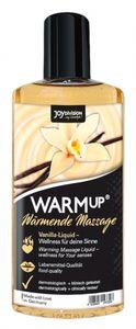 Joydivision Präparate WARMup Vanille - Farbe: gelb - Aroma: Vanille - Menge: 150ml