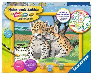 Kleine Leoparden Ravensburger 28486