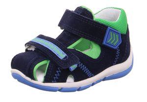 Superfit Kinder Sandale Freddy Blau