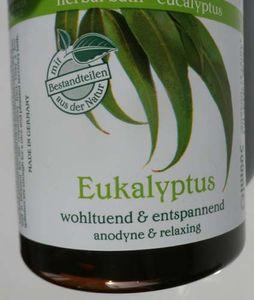 Eukalyptus Kräuter Bad Kurbad Entspannungsbad Erkältungsbad 500ml