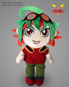 Yu-Gi-Oh! Arc-V Yuya Sakaki Plüsch Figur (26 cm)