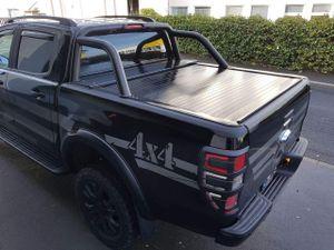 Rollcover Laderaumabdeckung für den Ford Ranger XLT Double Cab