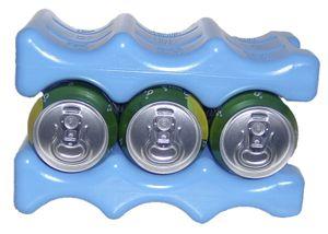 Kuehlakku Sixpack für Flaschen und Dosen