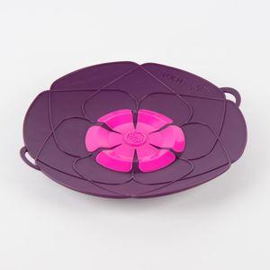 Kochblume Überkochschutz Überkochstopp lila div. Größen, Kochblume:Größe S 22cn