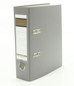 Ordner / DIN A5 / 75mm / Farbe: grau