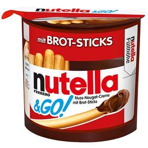 Ferrero Nutella Nutella & Go, 52g