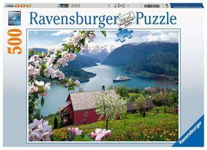 Skandinavische Idylle Ravensburger 15006