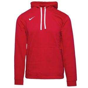 Nike Kapuzenpullover Herren Kapuze aus Baumwolle, Größe:S, Farbe:Rot