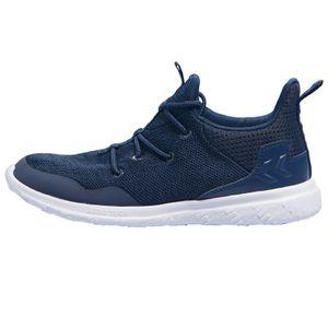 Hummel Actus Trainer Sneaker Schuhe blau/weiß 203661-7666, Schuhgröße:47 EU