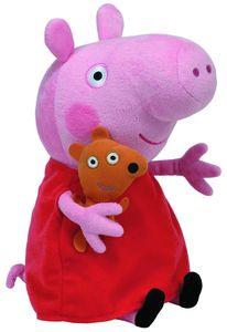 TY beanie boos Stofftier Plüschtier Peppa Baby Peppa 15cm FIX3 Spielzeug