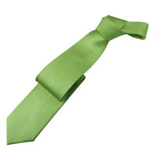 Überlängen Seiden-Krawatte grün von J.Ploenes , Einheitsgroesse:one size