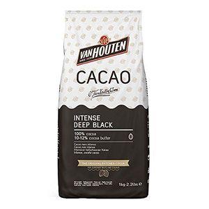 Intense Deep Black Kakao, Van Houten, 1 kg