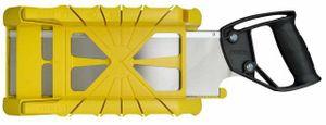 STANLEY® Gehrungslade PVC 350 mm + Rückensäge 1-19-800