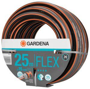 """GARDENA Comfort FLEX Schlauch 9x9, 19 mm (3/4""""), 25 m, ohne Systemteile 18053-20"""