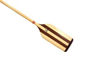 Szmaglinksi Tatanka Stechpaddel Länge:160 cm Kanu Paddel Holzpaddel