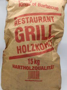 Grillholzkohle Kings of Barbecue 15 kg