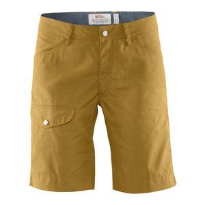 FJÄLLRÄVEN Greenland Shorts W Ochre 36