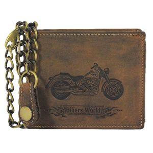 Greenburry Vintage Ketten Geldbörse 1796-Bike-25