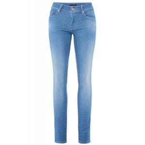 Salsa Push Up Wonder Skinny Jeans Damen  blau 32
