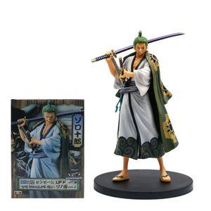 One Piece Roronoa Zoro Figur Modell 18cm