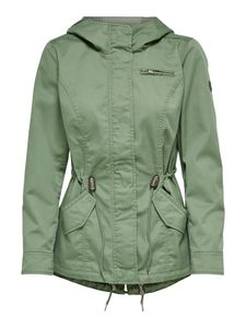 Only Damen Jacke 15216452 Hedge Green