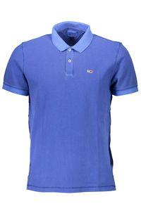 Tommy Jeans  men Polo-Shirt, Farbe:C65 BLUE, Größe:M