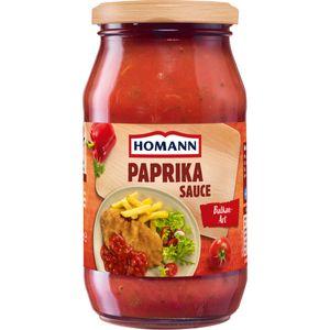 Homann Paprika Sauce nach Balkan Art mit Tomaten und Paprika 400ml