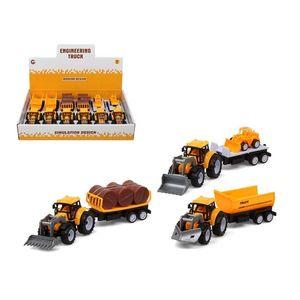 Traktor Engineering Gelb  BigBuy Fun