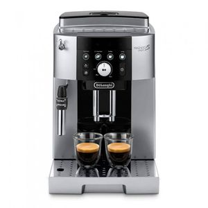 Delonghi ECAM250.31.SB/33.TB/.23 Vollautomatische Espressomaschine, Edelstahlgehäuse, Zeitschaltuhr, Integriertes Mahlwerk, Milchaufschäumer, Wasserfilter