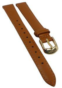 Timex Torrington | Uhrenarmband 14mm Leder braun glatt | TW2R27900