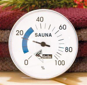 Karibu Sauna Hygrometer Classic