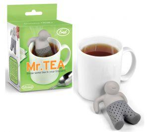 Teesieb Mr.Tea Silikon Teemännchen