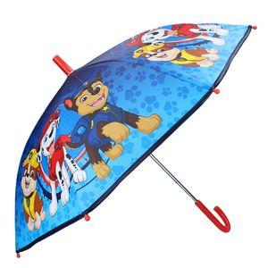 Nickelodeon kinderschirm Paw Patrol 70 cm Polyester/Edelstahl blau