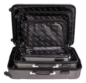 Packenger Koffer Torreto 3er-Set Reisekoffer