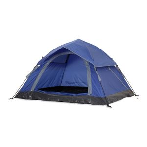 Where Tomorrow leichtes Pop Up Zelt, Wurfzelt 3 Personen Campingzelt 210 x 190 x 110 cm