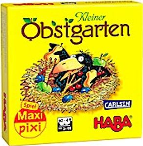 "Maxi-Pixi-Spiel ""made by haba"" VE 3: Obstgarten (3 Exemplare)"