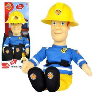 Simba Toys 109258288 Feuerwehrmann Sam - Sprechend