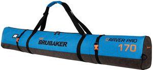 BRUBAKER Carver Performance Skisack 170 cm für 1 Paar Ski und Stöcke