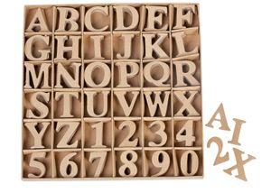 VBS Buchstaben- und Zahlensortiment, 360-tlg.