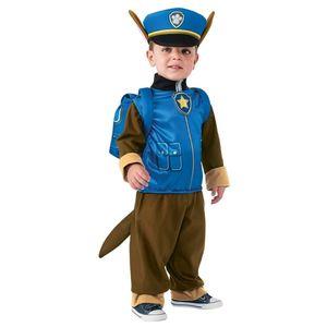 Paw Patrol - Kinder Kostüm Fasching Karneval Chase Gr. 98-110 S