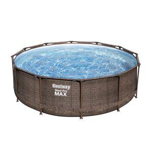 Bestway Pool Steel Pro Max Deluxe Ø 366 x 100 cm
