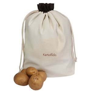 slowroom - Kartoffelbeutel Gemüsebeutel Baumwolle