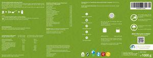 Sojafreies PROTEINPULVER - Pea Rice 1kg - Veganes Eiweißpulver sojafrei - Protein ohne Soja, Gluten & Lactose - Eiweiß Pulver Vegan - In Deutschland hergestellt - Neutral